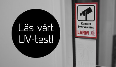 Läs vårt UV-test
